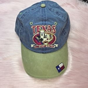 Texas Lone Star State Baseball Cap Adjustable